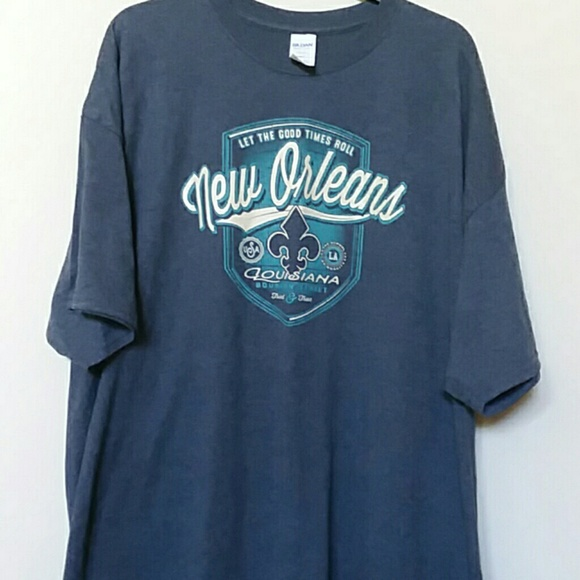 gildan Other - Mens new Orleans t-shirt
